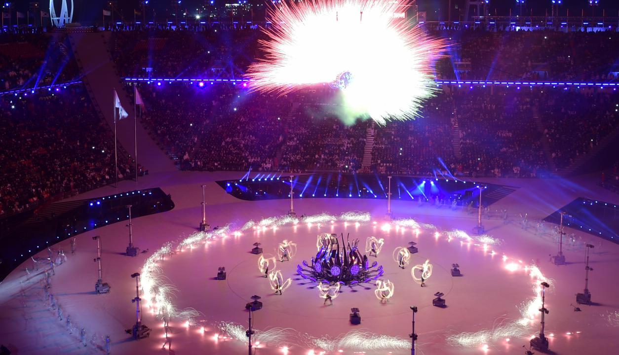 Juegos Olímpicos de invierno. Pyeongchang 2018