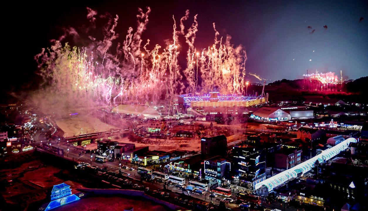 Pyeongchang 2018