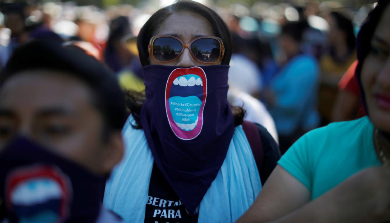 El Salvador. Foto: Reuters