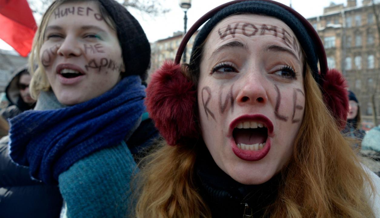Rusia. Foto: AFP