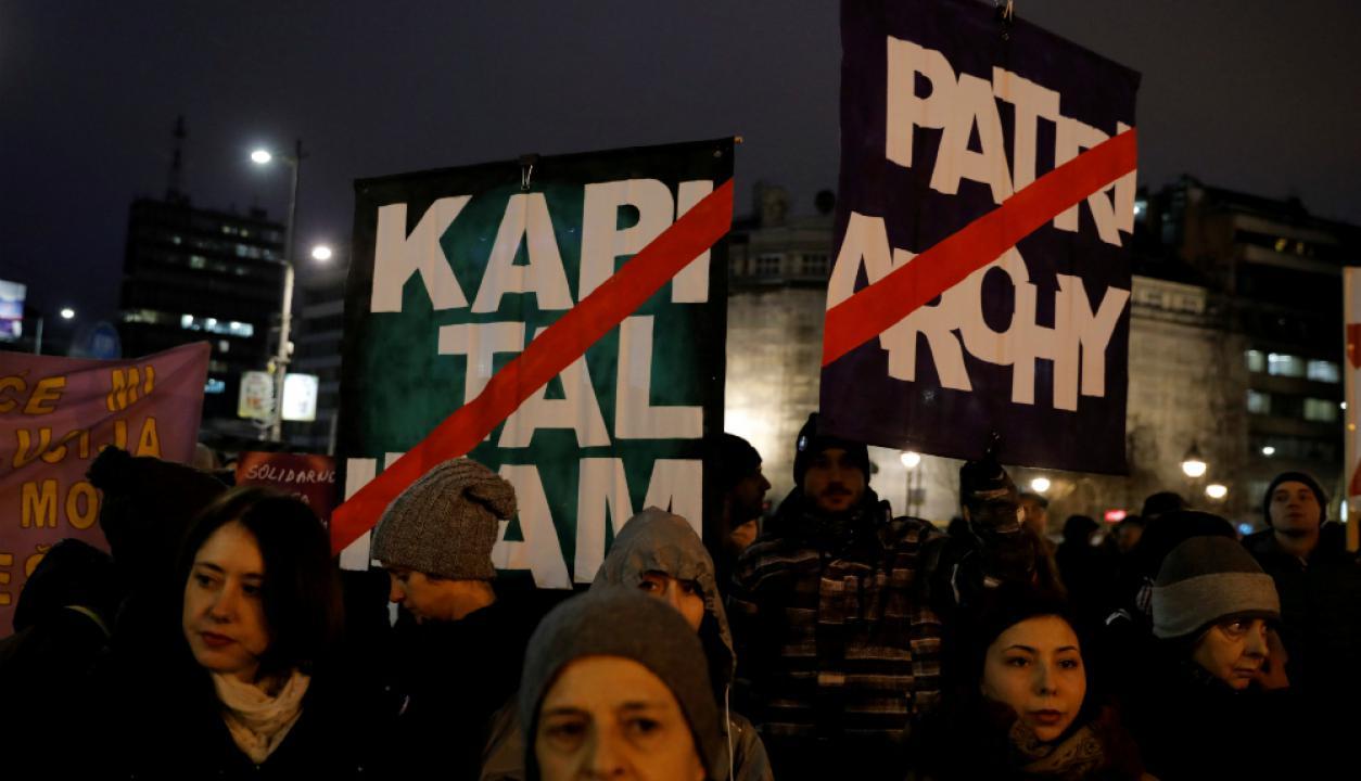 Serbia. Foto: Reuters