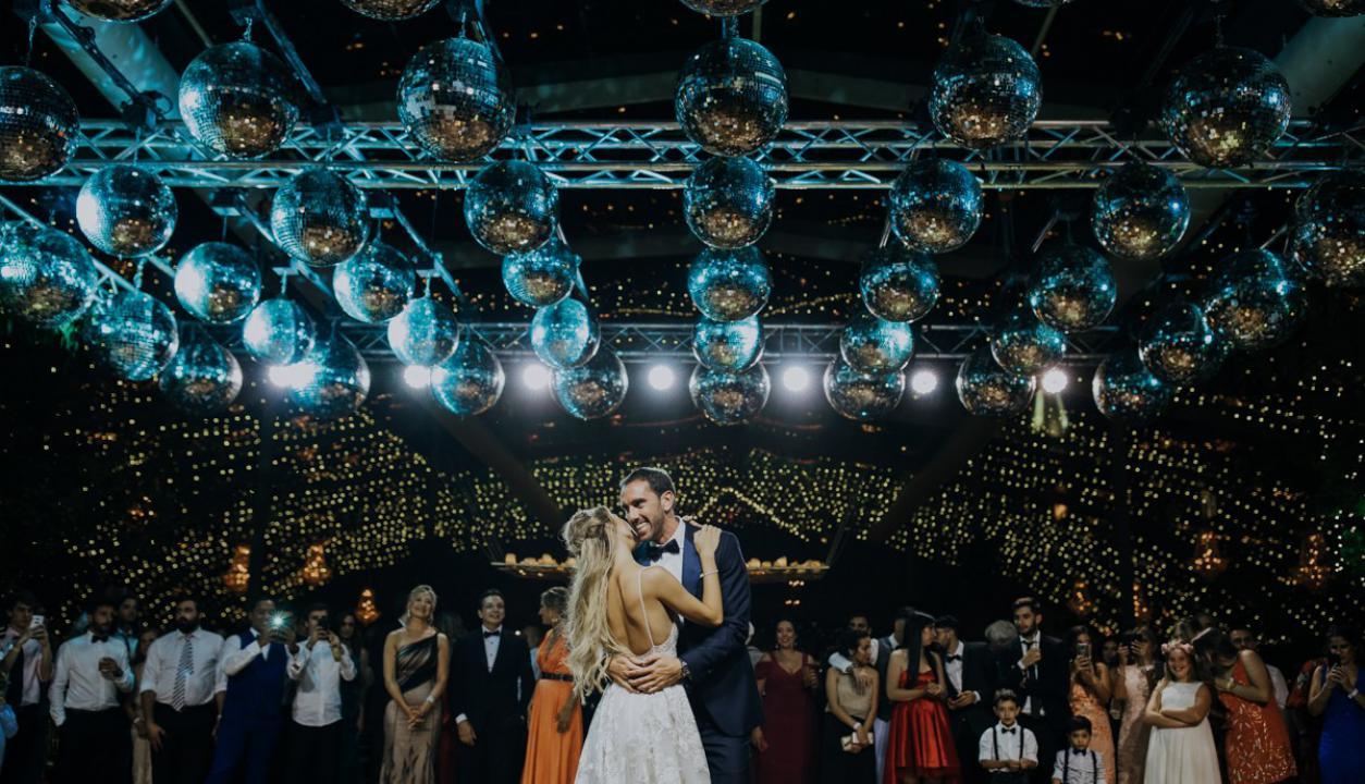 Casamiento Diego Godín y Sofía Herrera. Fotos: Boffano Studio