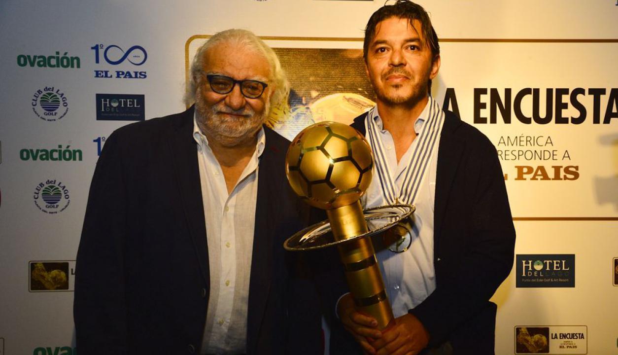 Gala de premiación de La Encueta 2019