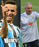 Luan, Tite y Cardona, tres candidatos.