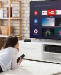 Muchos eligen un televisor Android en sus hogares. Foto: Shutterstock