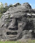 Cabeza del indio: la zona rural del noroeste de Cerro Largo guarda múltiples secretos. Foto: N. Araújo