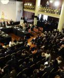 El presidente Vázquez encabezó la apertura de la Conferencia Mundial de la OMS. Foto: D. Borrelli