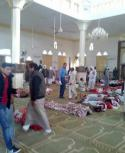 Atentado en Egipto. Foto: EFE