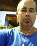 Julio César De Medeiros, el brasilero que murió en Pocitos. Foto: Perfil de Facebook.