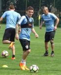 Lucas Torreira muy feliz con su etapa en la selección uruguaya de fútbol