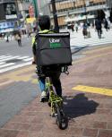 Uber eats. Foto Reuters