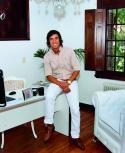 Fernando Cristino cuando enfrentaba una conyuntura menos complicada que la actual. Foto: Archivo