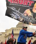 Asalto al Capitolio en enero. Foto: Reuters