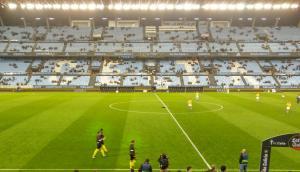 El estadio de Balaidoós de Celta de Vigo. Foto: eldesmarquevigo