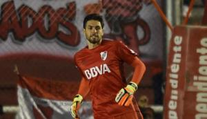 Germán Lux. Foto: River Plate