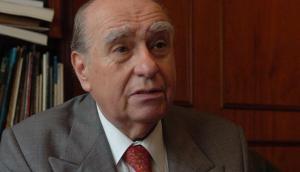 Julio María Sanguinetti. Foto: Archivo El País