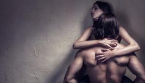 Sexo en público.Foto: EME