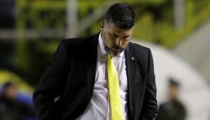 Leonardo Ramos. Foto: AFP.