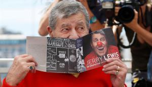 El comediante Jerry Lewis murió a los 91 años. Foto: EFE