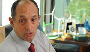 Gonzalo Casaravilla, presidente de UTE. Foto: Darwin Borrelli