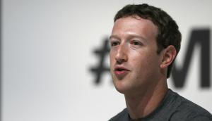 """Mark Zuckerberg. """"La IA puede contribuir a que en el futuro los coches circulen de una forma más segura"""", explicó. (Foto: Reuters)"""