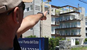 Punta: La cuna de los inmuebles en manos de argentinos que están interesados en blanquear. Foto: R. Figueredo.