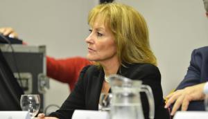 Ministra de Industria, Energía y Minería: Carolina Cosse. Foto: Gerardo Pérez