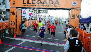 Carrera. La San Felipe espera a unos 5.000 competidores.