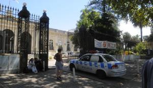 La situación en el pabellón 11 del Vilardebó es una de las que más preocupa a la FFSP.