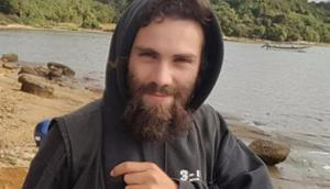Santiago Maldonado lleva más de un mes desaparecido. Foto: Facebook.