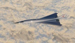 La aeronave para 32 pasajeros tendrá la capacidad de alcanzar velocidades de Mach 3 (más de 3.700 kilómetros por hora).