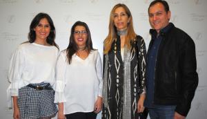 Amalia Bonica, Sabrina Pomo, Cecilia Paladino, Fernando Vieites.