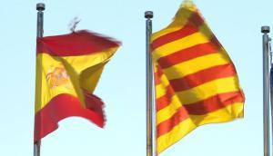 Cataluña dividida por el referendo independentista. Foto:AFP