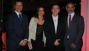 Diego Masola, Daniela Alonso, Julio Bocca, Alvaro Hargain.