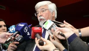 Eduardo Bonomi, ministro del Interior. Foto: Marcelo Bonjour.