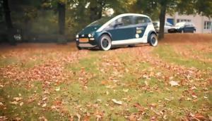El proyecto tiene origen en la Universidad Tecnológica de Eindhoven. Foto: Captura video
