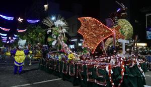 Desfile de Carnaval 2017. Foto: Marcelo Bonjour