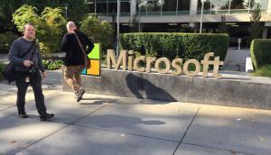 Microsoft. Foto: EFE