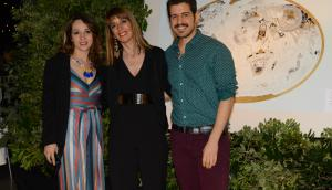 María José Camaño, Agustina Boni, Fabricio Cacciatore
