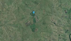 Zona donde encontraron petroleo