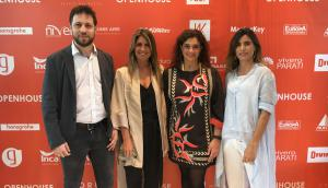 Gustavo Hendlin, Renata Battione, Carina Martínez, Ximena Arcos Pérez.