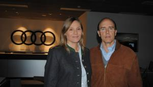 Carolina Carrau, Julio Lestido.