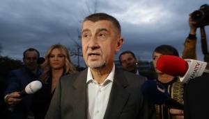 Andrej Babis, líder del partido ANO checo. Foto: Reuters.