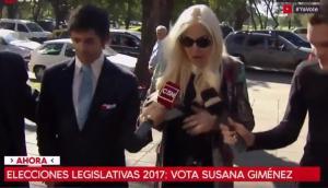 Susana Giménez