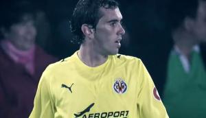 Diego Godín en Villarreal
