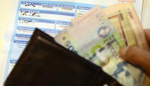 Caja: Economía prioriza mejorar los ingresos por sobre la baja. Foto: Archivo