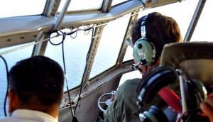 A la búsqueda están afectadas cerca de 4 mil personas. Foto: Gentileza Armada Argentina