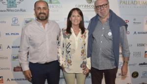 Marcelo Tobler, Mercedes Castilla, Eduardo Ameglio.