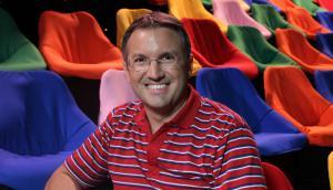 Freijido: conocido por el programa de TV y por haber creado Fermata Music. Foto: @teledoce