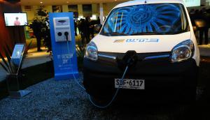 UTE: la empresa ya cuenta en su flota con vehículos de este tipo. Foto: archivo El País